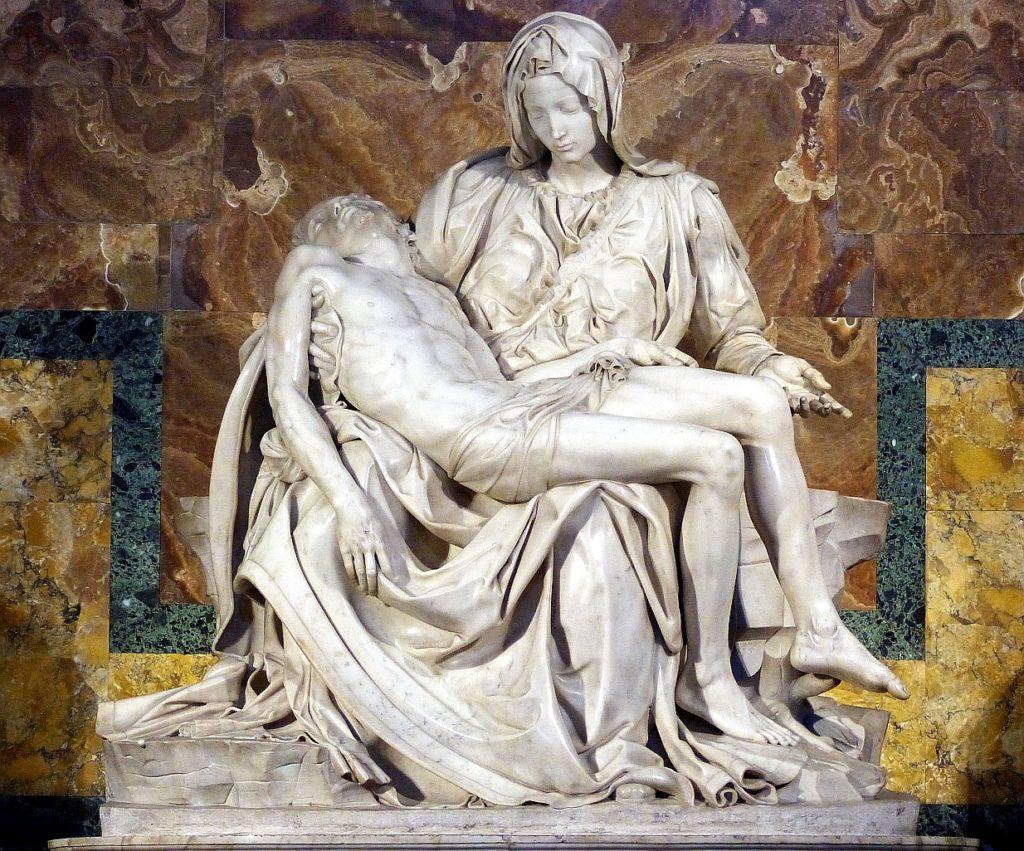 Con Maria viviamo la compassione