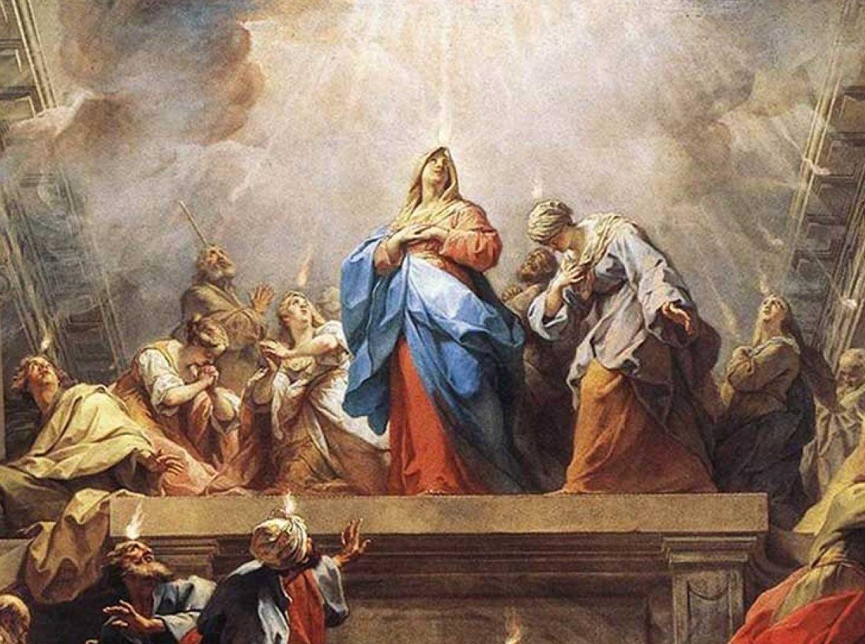 Santa Maria, donna del popolo in cammino