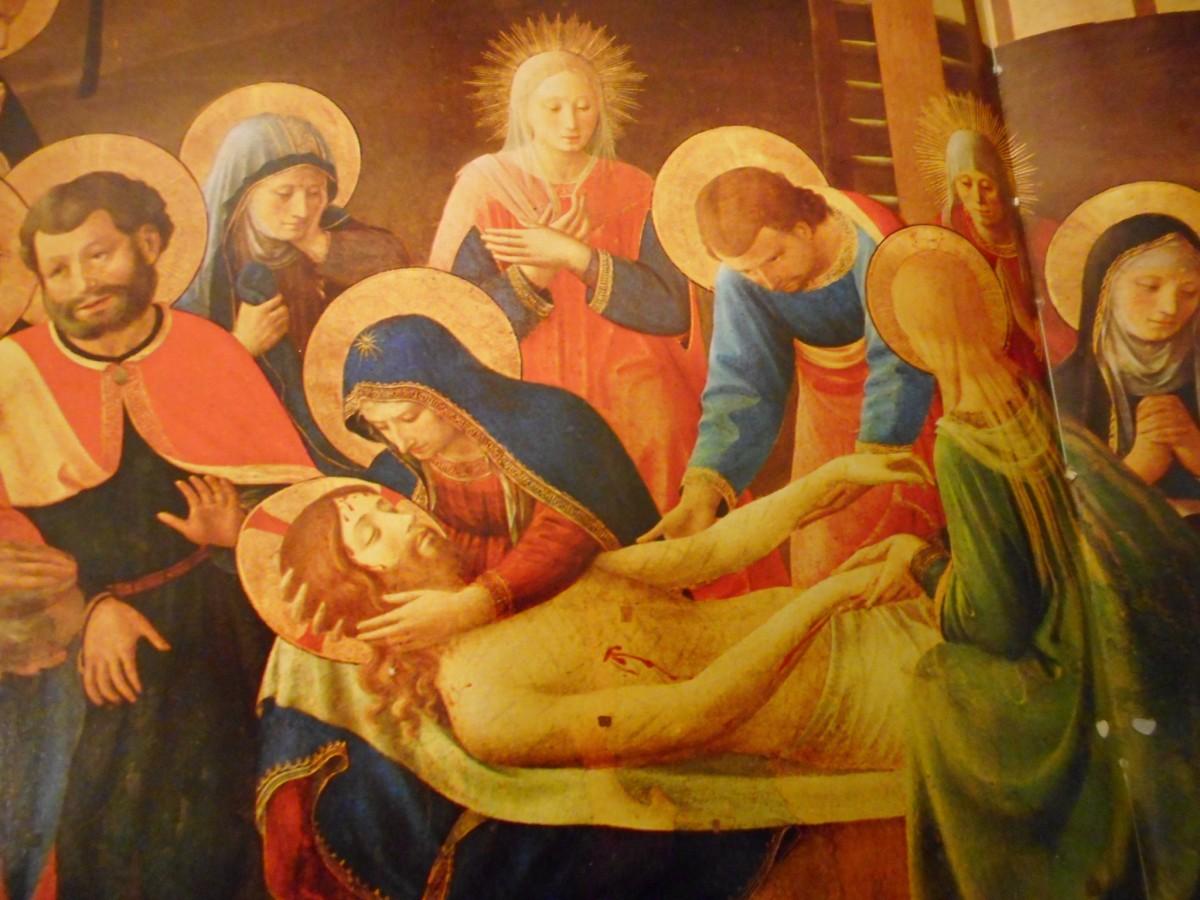 Santa Maria, donna del Sabato santo (dei giorni in cui NOI ci arrenderemmo)