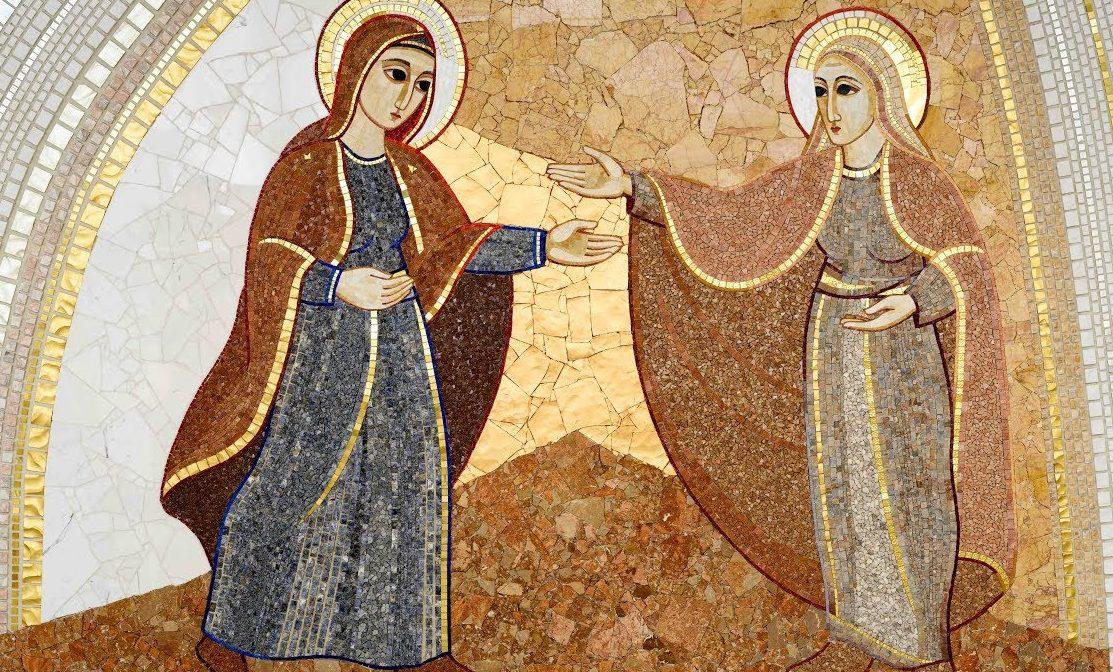 Santa Maria, donna in cammino, rimettici in carreggiata
