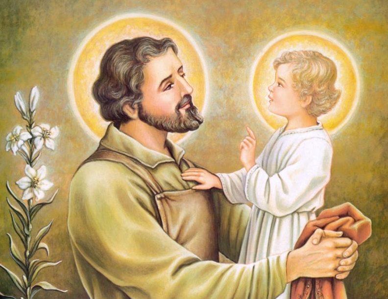 Custodire, voce del verbo amare. Festa di San Giuseppe