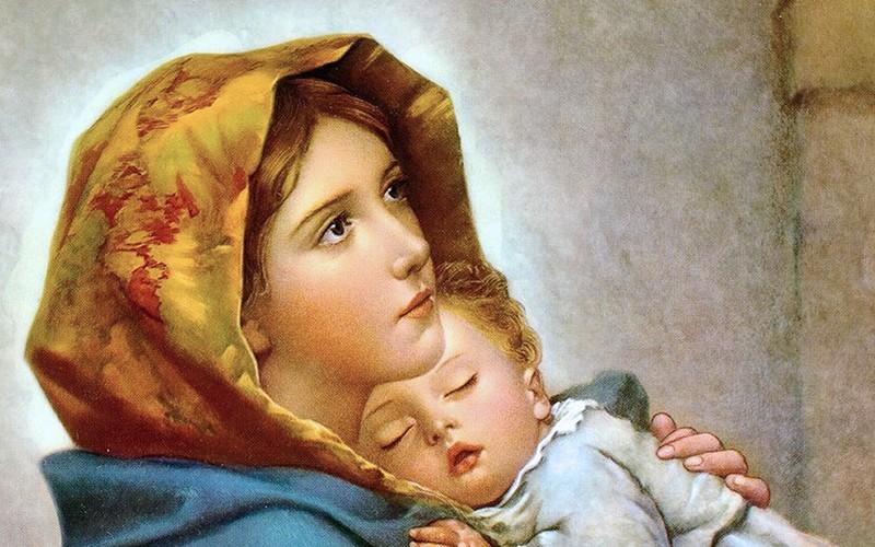 Santa Maria, donna dei nostri giorni
