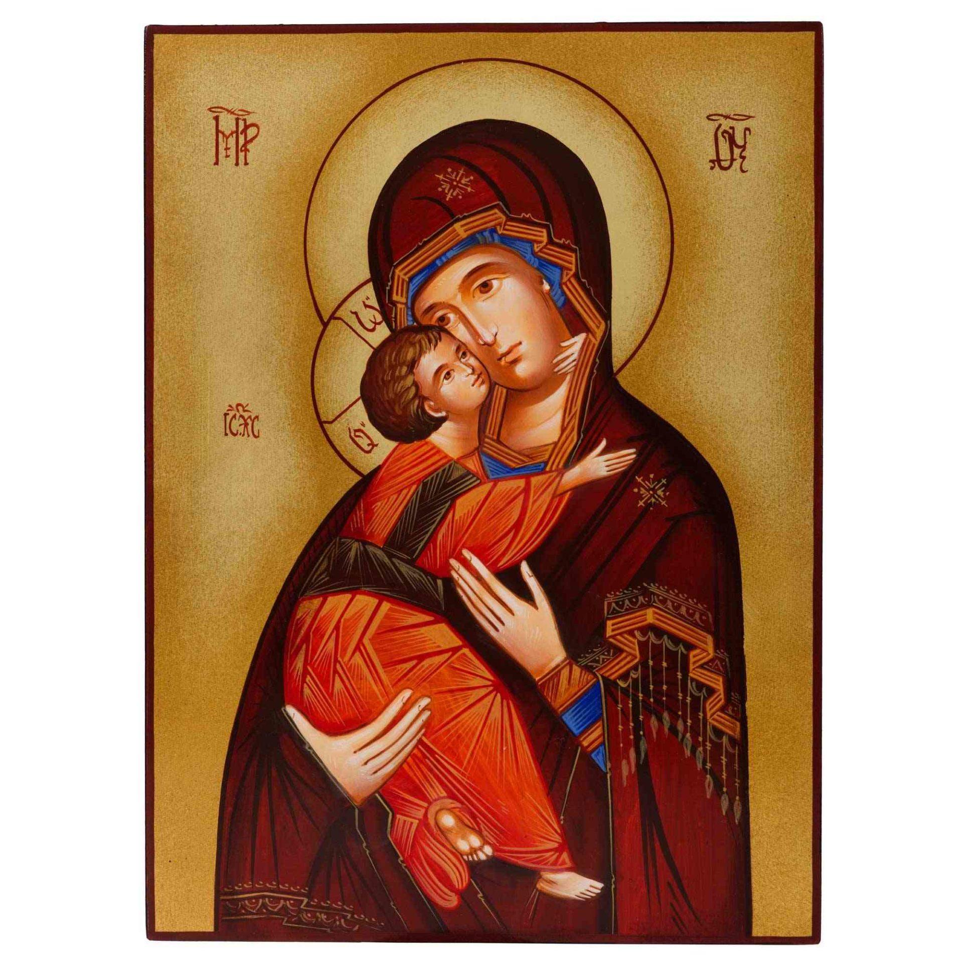 Santa Maria, donna obbediente, prega per noi