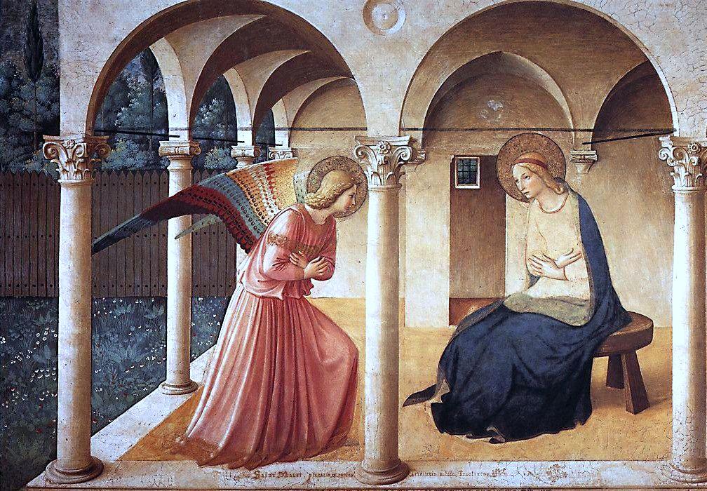 """Nel """"Sì"""" di Maria ritroviamo il nostro – Annunciazione del Signore"""